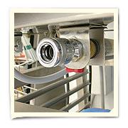 Подключение пароконвектомата к водопроводу