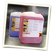Моющие средства для пароконвектоматов